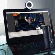 Razer Kiyo Streaming Webcam