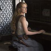 Westworld Evan Rachel Wood as Dolores