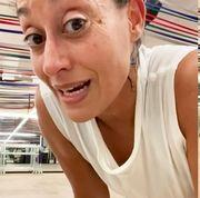 tracee ellis ross workout video