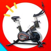 at home spin cycling bike