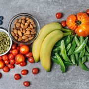 Natural foods, Food, Superfood, Vegetable, Local food, Fruit, Vegetarian food, Legume, Vegan nutrition, Plant,