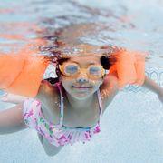 Fun, Water, Personal protective equipment, Recreation, Summer, Swimming pool, Cool, Swimming, Eyewear, Goggles,