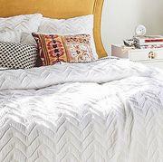 white duvet covers