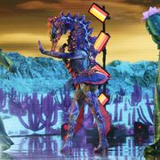 who is the seahorse masked singer