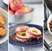 Dish, Food, Cuisine, Ingredient, Superfood, Produce, Apple, Bagel, Staple food, Recipe,