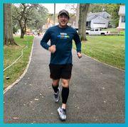 running, recreation, long distance running, marathon, joint, exercise, athlete, athletics, footwear, knee,