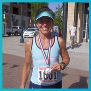 marathon, half marathon