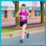 endurance sports, text, recreation, running, sportswear, line, outdoor recreation, long distance running, shorts, athletic shoe,