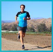 Running, Recreation, Footwear, Half marathon, Exercise, Long-distance running, Marathon, Shoe, T-shirt, Shorts,