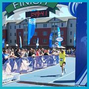 running, recreation, half marathon, sports, marathon, 3x3 basketball, exercise, endurance sports, long distance running, competition event,
