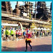 marathon, running, half marathon, long distance running, recreation, exercise, athletics, tourism, architecture, multi sport event,