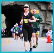 marathon, running, long distance running, outdoor recreation, recreation, half marathon, endurance sports, ultramarathon, sports, individual sports,