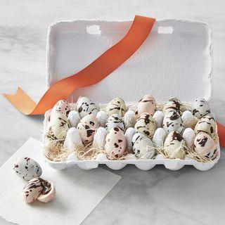 williams sonoma pastel easter egg truffles