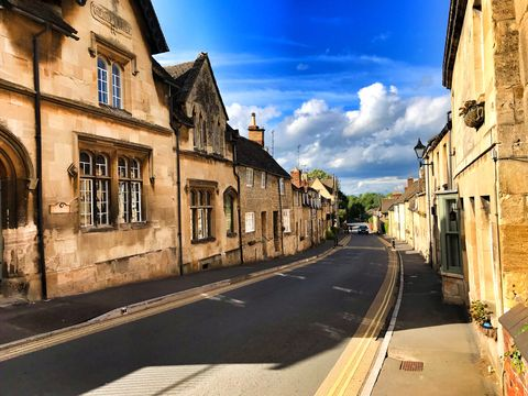best places in cotswolds for autumn staycation