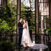 winthur mansion wedding