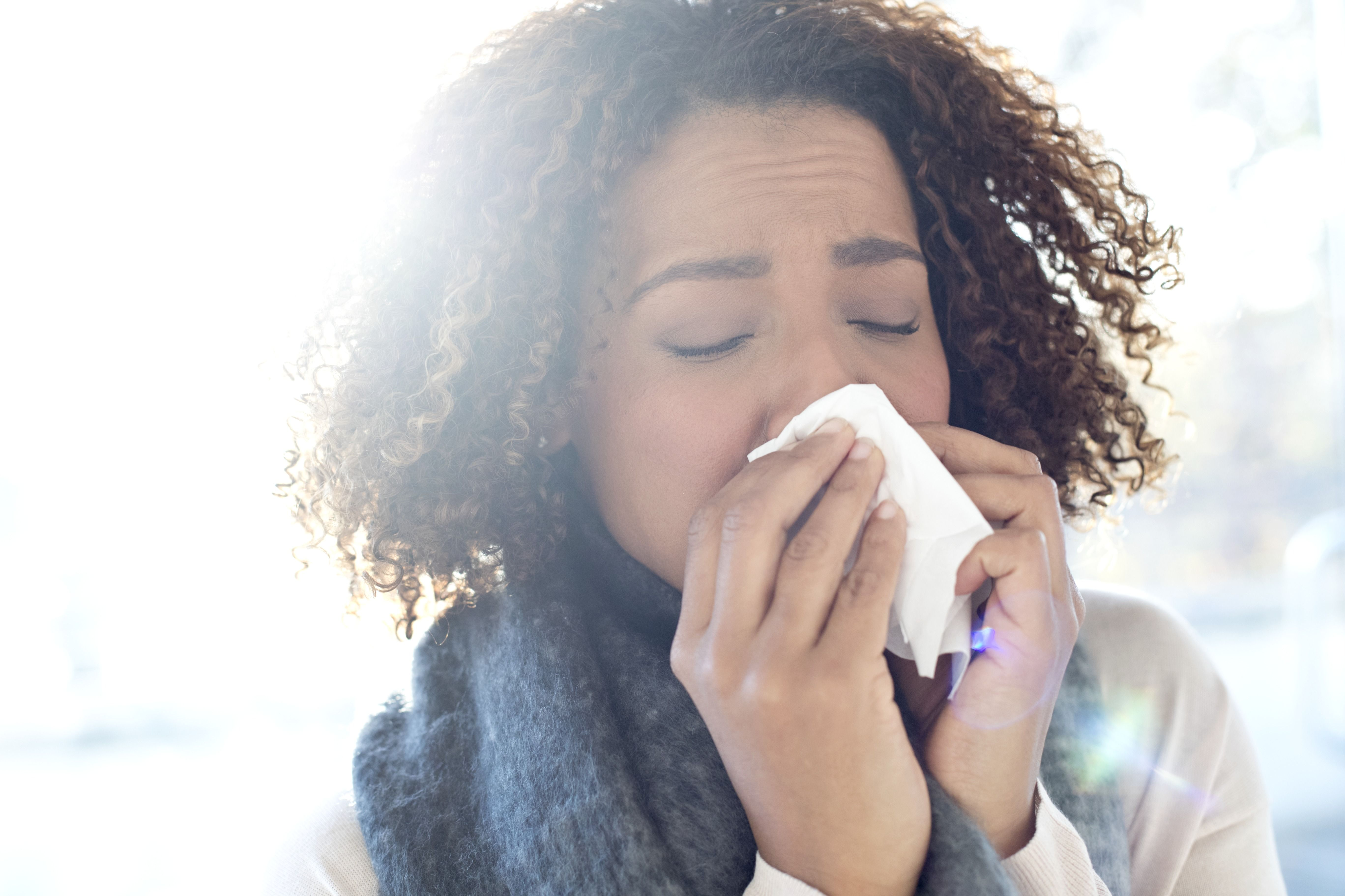 cold and flu body aches