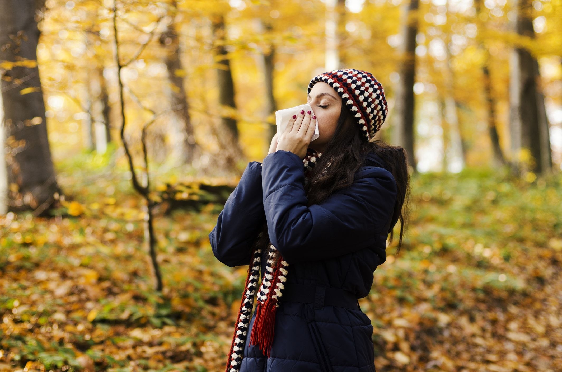 allergies cause cold symptoms