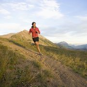how to train for a trail race, trail running training tips
