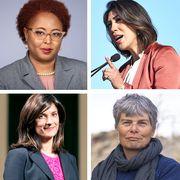 women flip the senate blue