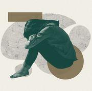 Green, Illustration, Art, Graphic design, Headgear, Paper, Visual arts, Shoe, Drawing,