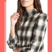 women's flannel shirts