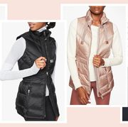 womens puffer vests best 2018