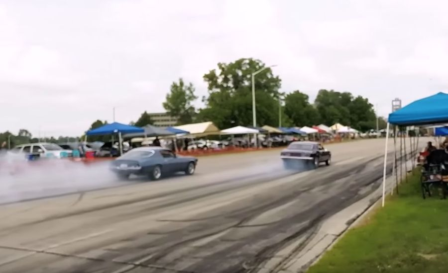 The Best Burnouts of the Woodward Dream Cruise