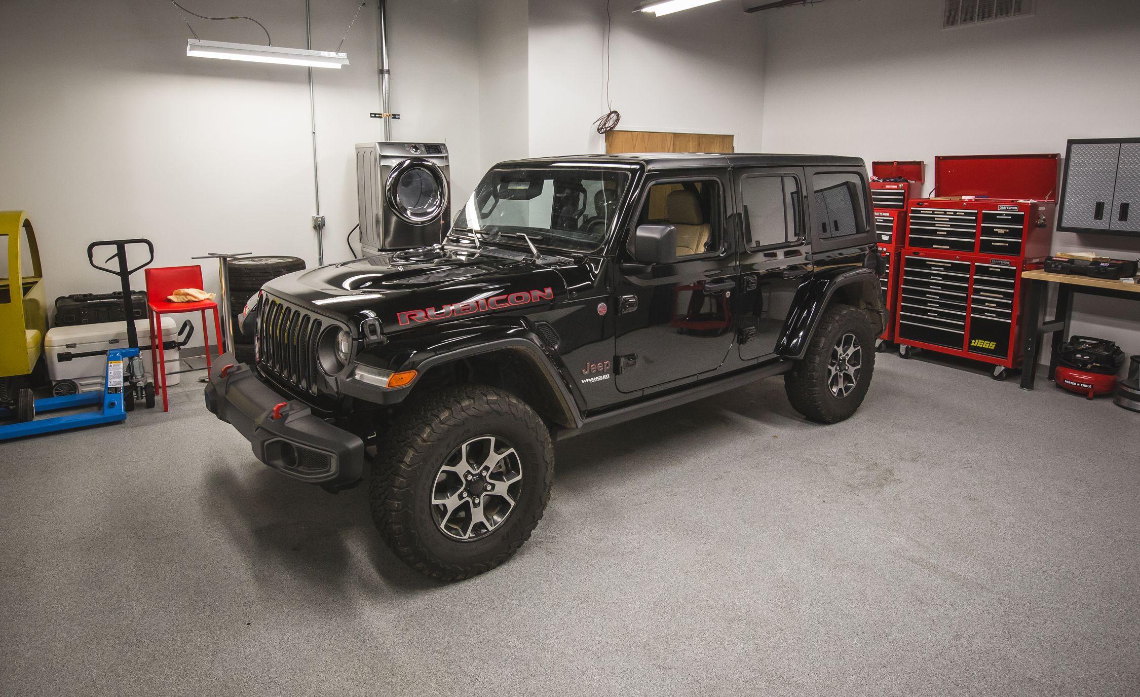 2019 Jeep Wrangler Reviews   Jeep Wrangler Price, Photos, and Specs   Car  and Driver