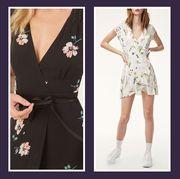 best wrap dresses 2018