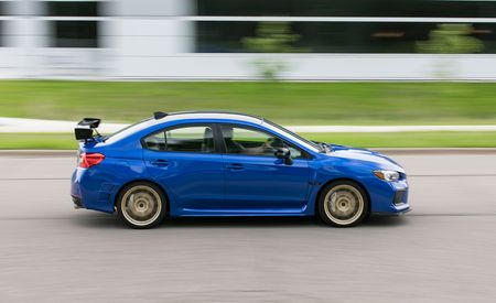 2018 Subaru WRX STI Type RA Is a Weak Performance Value