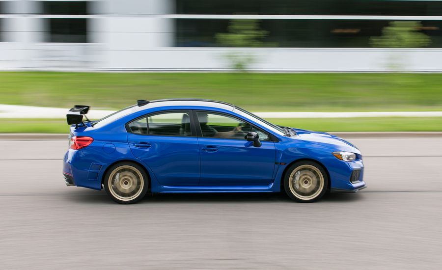 2018 Subaru WRX STI Type RA Is a Weak Performance Value