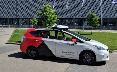 Moscow Mules: These Russian Self-Driving Cars Are Assertive on Chaotic Streets