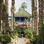 elle decor  best colorful house exteriors