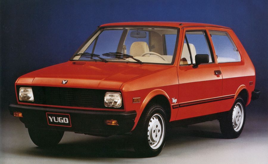 A Quick History of the Yugo, the Worst Car in History