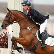 olympics day 4 equestrian
