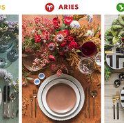 Flower, Plate, Plant, Dishware, Table, Floral design, Tableware, Circle, Flower Arranging, Christmas decoration,