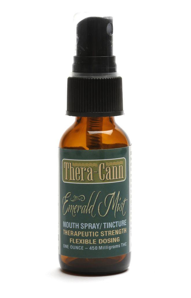 cannabis spray