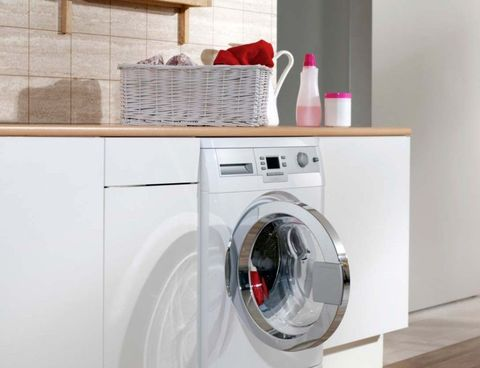8 ways to maximise space in a utility room a Laundry Room