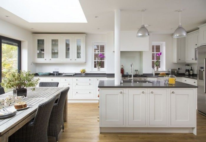Light And Bright Kitchen Diner
