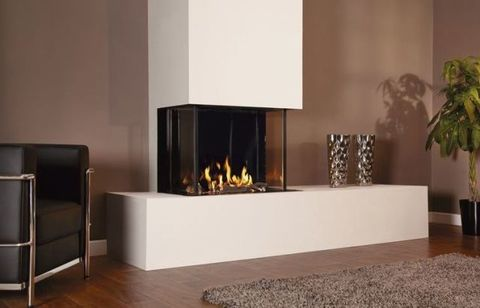 Luxe Gas Fire Suite 2 999 False Chimney Kit 550 Both The Collection By Michael Miller