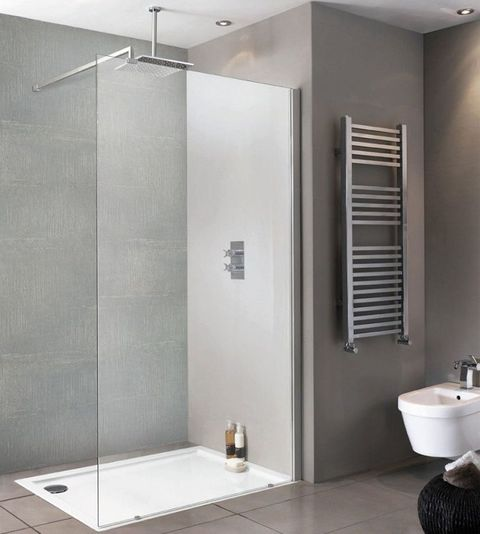 Installing A Walk In Shower Involves Less Upheaval Than Creating Wet Room Where The Whole E Needs To Be Waterproofed Or Tanked