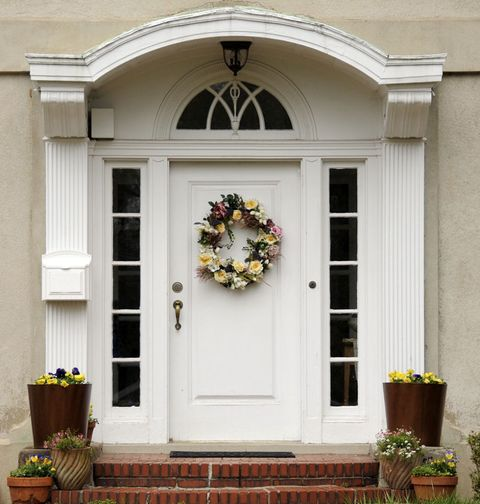 What Does Your Front Door Colour Say About You