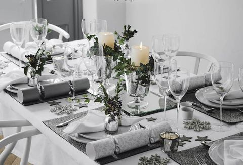 Christmas Table Setting Ideas