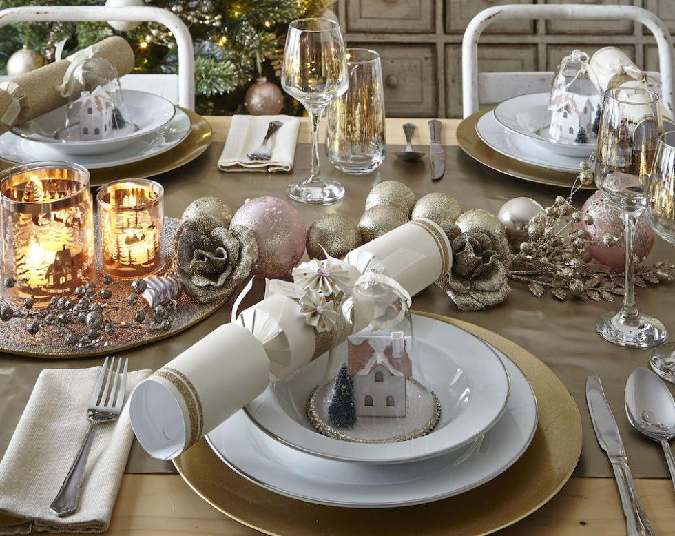 Christmas Table Setting Ideas Photo Gallery