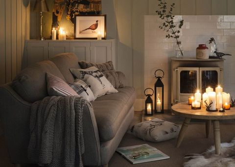 6 ways to cosy up your living room
