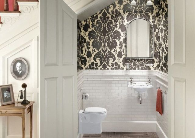How To Maximise Space In Your Cloakroom Or Ensuite