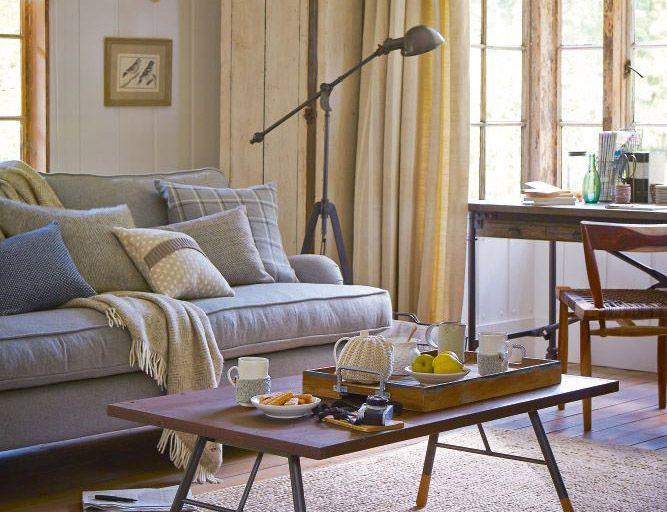 Modern Rustic Style Ideas, Rustic Chic Furniture