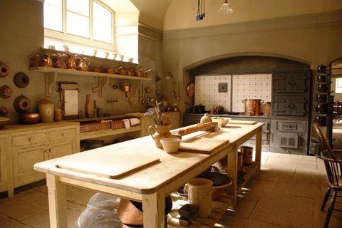 Lighting, Room, Wood, Interior design, Furniture, Table, Floor, Interior design, Cabinetry, Light fixture,