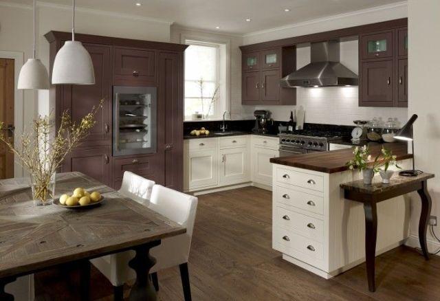 7 Kitchen Colour Schemes