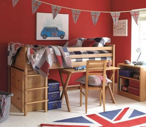 Inspiring boys bedroom ideas
